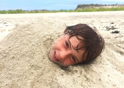 Sand monster found