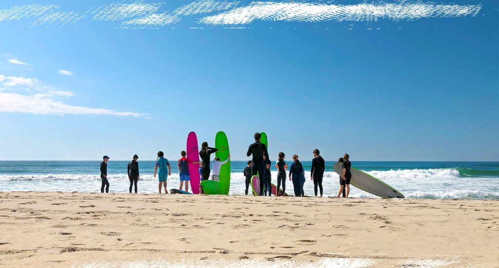 Island Surf School in Westhampton Beach | Surf lessons and surf camp for girls, boys, and adults